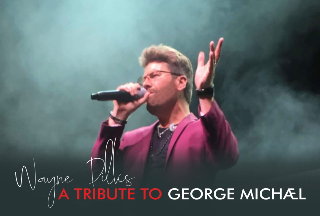 george Michael tribute act