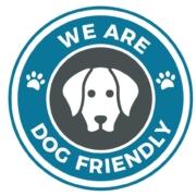 we are a dog friendly venue