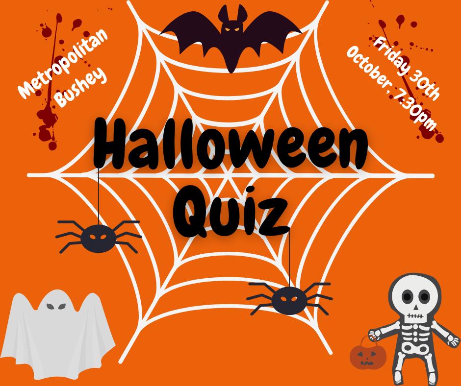 halloween quiz night
