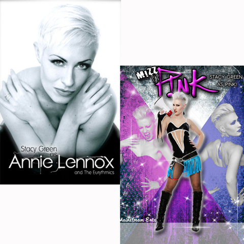 Pink / Annie Lennox Tribute Night - 25th June