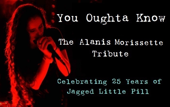 Alanis Morisette Tribute - You Oughta Know