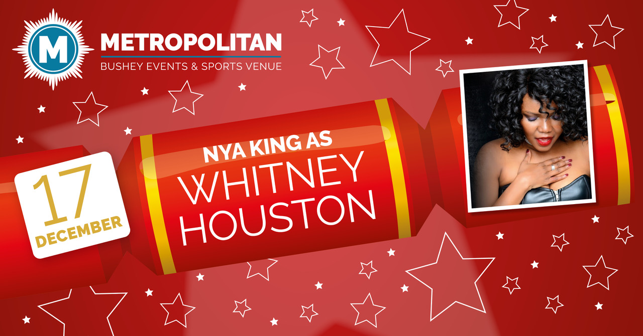 whitney houston event