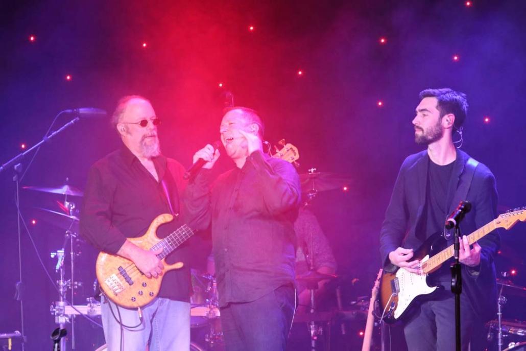 Phil Collins tribute night watford